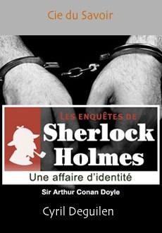 Les enquêtes de Sherlock Holmes: Une affaire d'identité |
